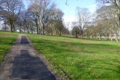 9 Path leading to Upper Area from Raby Road